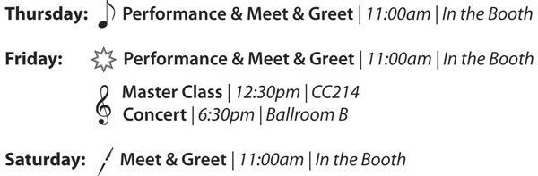 Magnifica Schedule TMEA 2012