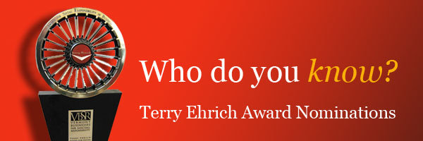 Terry Ehrich - Who do you know?