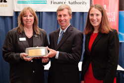 Antioch University New England award