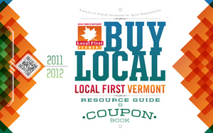 2011-2012 Local First Coupon Book