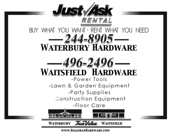Waitsfield Hardware / Waterbury Hardware