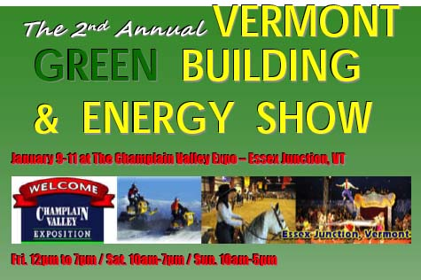 2nd Annual VT Grn Bldg Show