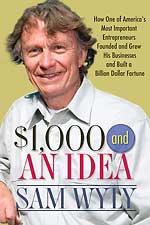 Book 1000 dollars