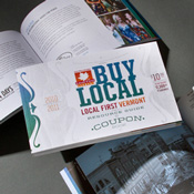 Local First Vermont Coupon Book and Resource Guide