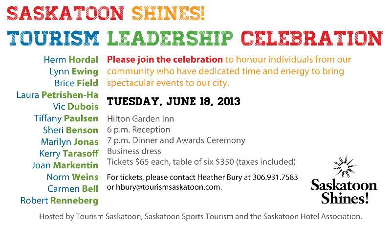 Leadership Celebration Invite 2013