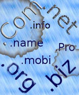 Domian name logos