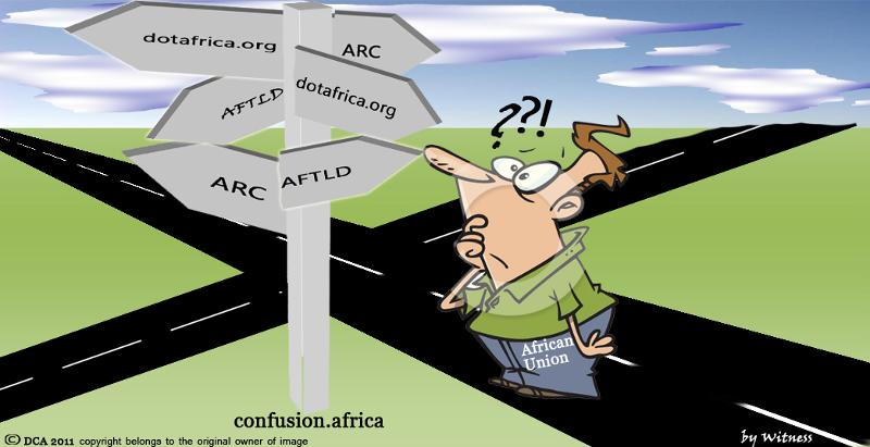 dotafrica confusion