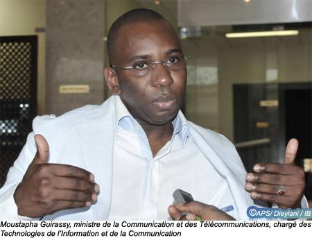 Senegal Minister dotconnectafrica
