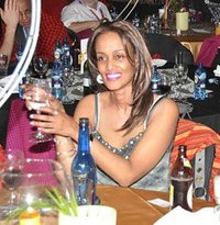 Sophia Bekele at ICANN Nairobi- Facebook