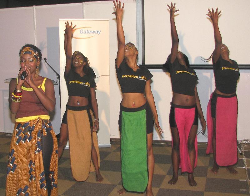 dotafrica dancers