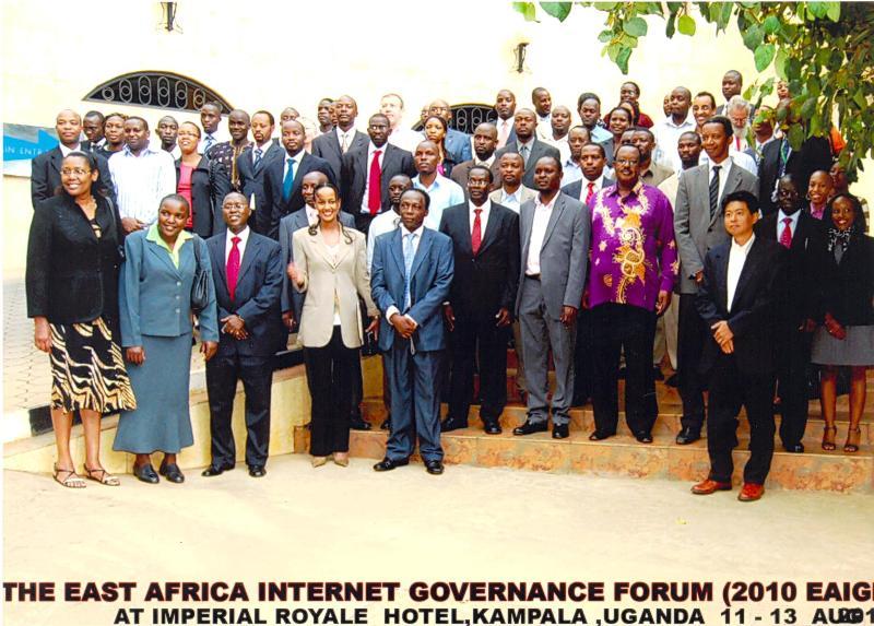 dotafrica in Kampala EAIGF