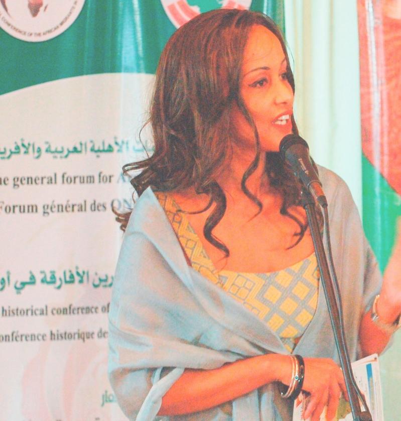 Sophia Bekele in Tripoly