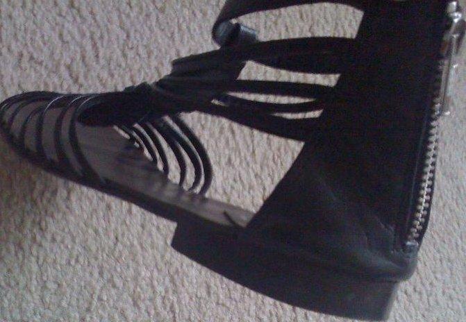 Campaign shoes