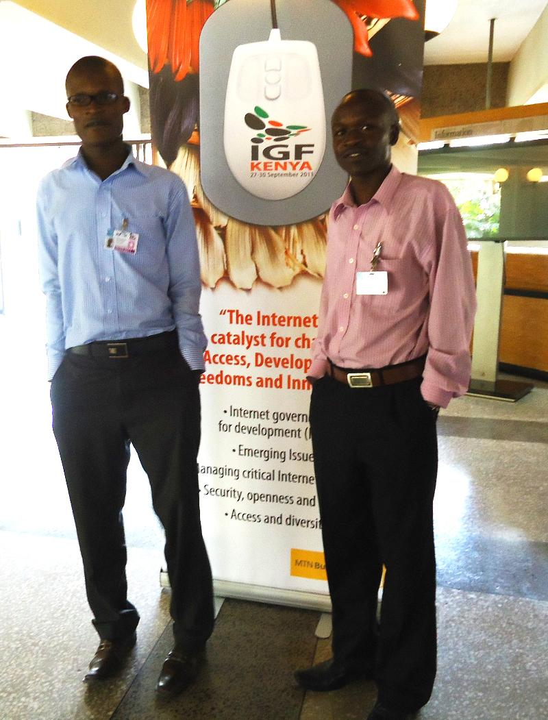generation.africa at 6th IGF Nairobi
