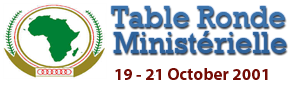 Ministerial Round-table Dakar