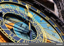 ICANN Prague - Clock