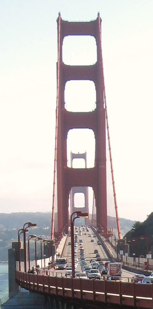 SF Golden Gate Bridge for dotafrica (.africa)