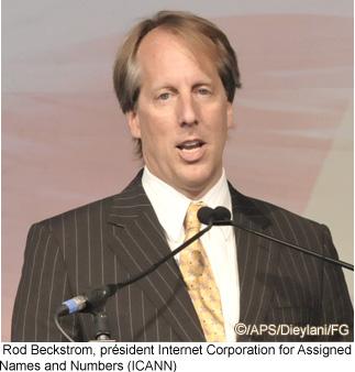 Dotconnectafrica Dakar CEO ICANN Rod Beckstrom