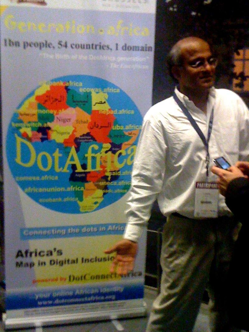 dotafrica in Brussles
