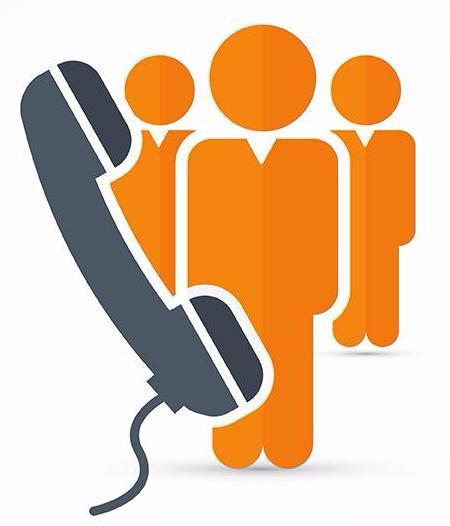 Conf call clipart