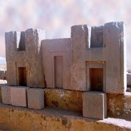 ANCIENT ALIENS | THE PUMA PUNKU RUINS