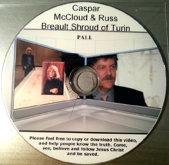 ollow Pastor Caspar McCloud in this exciting interview as he interviews Mr RUSS BREAULT www.shroudencounter.com