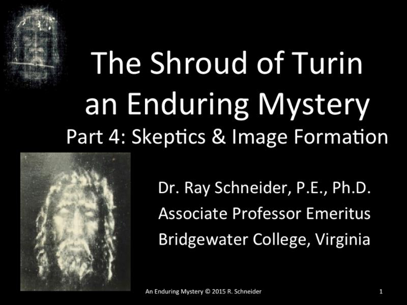 The Shroud of Turin an Enduring Mystery Part 4 HD,