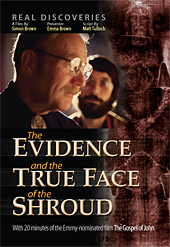 The Evidence and The True Face of The Shroud film
