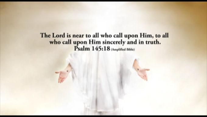 Psalm 145:18.