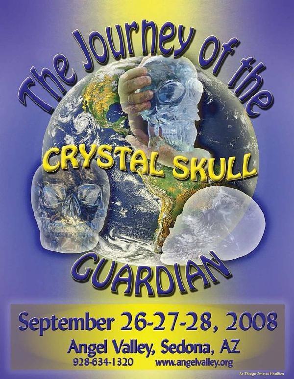 Cyrstal Skull Guardian Flyer
