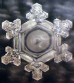 water crystal gratitude