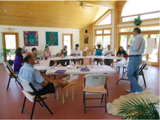 Angel Valley Visioning Retreat
