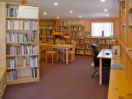 library 120615