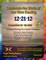 flyer celebration new reality