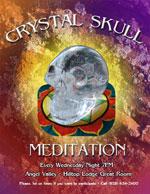 crystal skull meditation