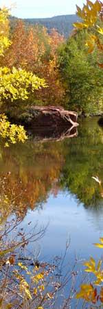 creek east