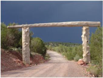 Angel Valley Arch