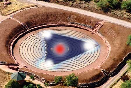 labyrinth w ship