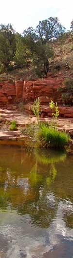 creek south
