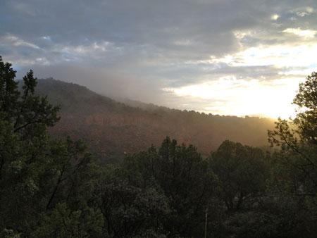sunrise 130831