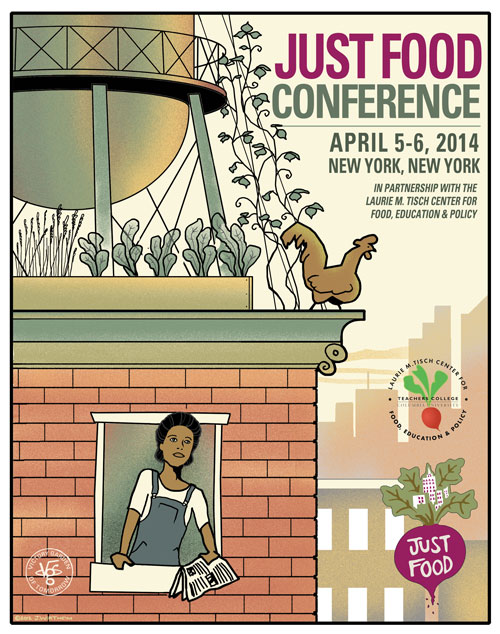 Save the Date: 2014 JUST FOOD CONFERENCE