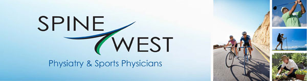 Spine West Newsletter Banner