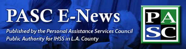 PASC E-News