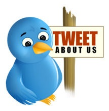 Tweet About Us