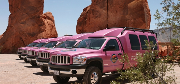 News from Pink Jeep Tours