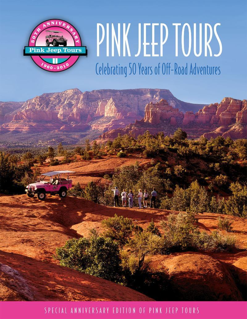 Pink Jeep Broken Arrow Tour Discount