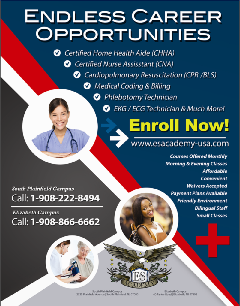 Become A Nj Certified Nurse Assistant Cna In Just 4 Weeks