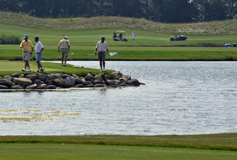 FourBall 2011_course water