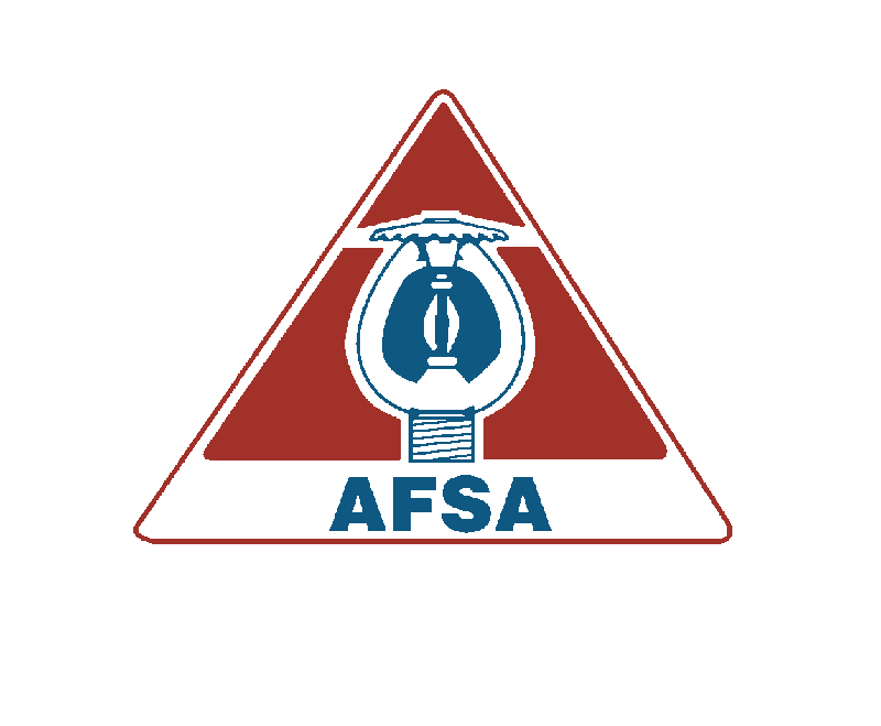 afsa offers in easy online scholarships afsa logo the american fire sprinkler