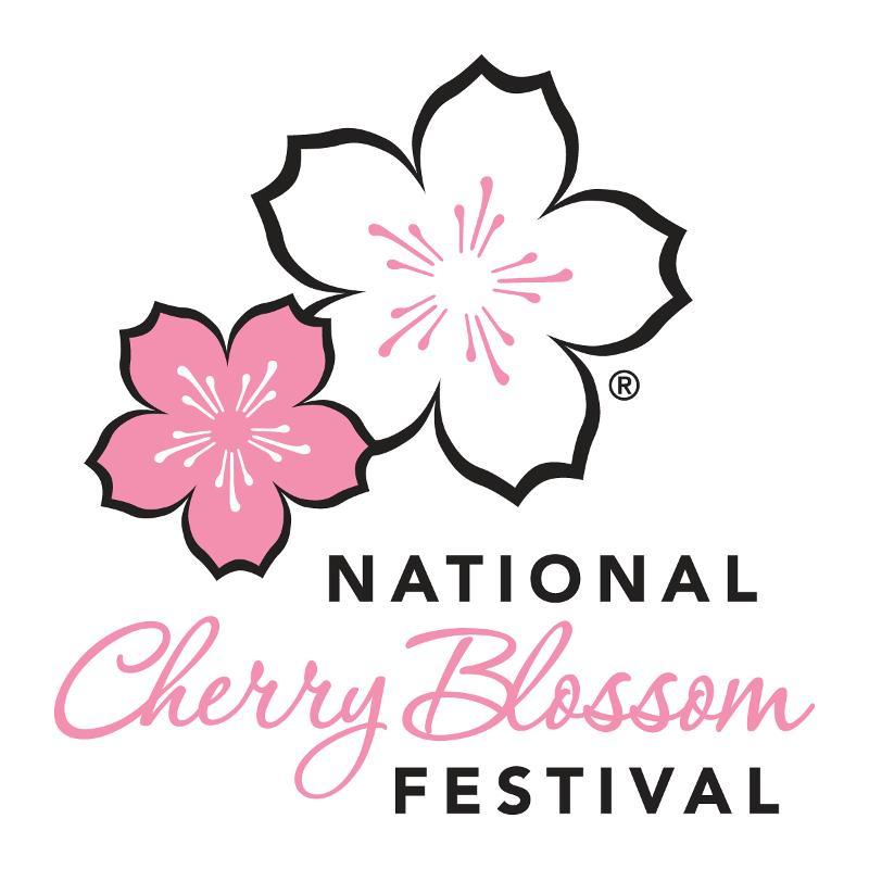 National Cherry Blossom Festival Registered Logo
